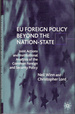 Eu Foreign Policy Beyond the Nation-State: Joint Actions and Institutional Analysis of the Common Foreign and Security Policy