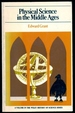 Physical Science in the Middle Ages-a Volume in the Wiley History of Science Series
