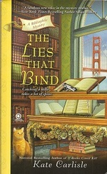 The Lies That Bind a Bibliophile Mystery