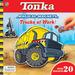 Tonka Trucks at Work! Magical Magnets