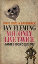 You Only Live Twice [Paperback] By Fleming, Ian