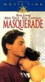 Masquerade (Vhs, 1998, Movie Time)