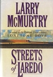 Streets of Laredo By McMurtry, Larry