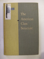 The American class structure.