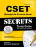 Cset Biology/Life Science Exam Secrets Study Guide: Cset Test Review for the California Subject Examinations for Teachers