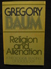 Religion and Alienation: A Theological Reading of Sociology