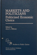 Markets and Politicians: Politicized Economic Choice