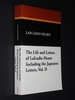Life and Letters of Lafacadio Hearn Including the Japanese Letters Volume II