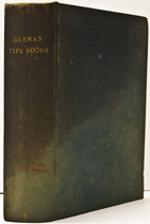 German Type Specimen Books (Schriftartexemplare) 14 Booklets
