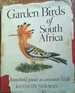 Garden Birds of South Africa