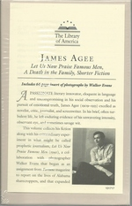Let Us Now Praise Famous Men, a Death in the Family, Shorterfiction (Library of America)