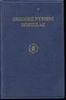 Gregorii Nysseni Epistulae