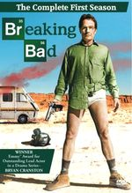 Breaking Bad: Season 1 [Dvd]-Brand New