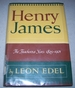 Henry James: the Treacherous Years 1895-1901