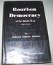 Bourbon Democracy of the Middle West 1865-1896