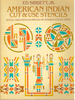 American Indian Cut & Use Stencils