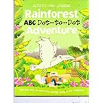 Rainforest ABC Dot-to-Dot Adventure