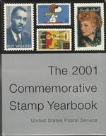 2001 Commemorative Stamp Yearbook