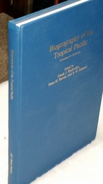 Biogeography of the Tropical Pacific: Proceedings of a Symposium