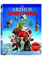 Arthur Christmas [Blu-ray]