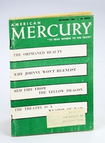 "American Mercury Magazine, ""to Bear Witness to the Truth"", December (Dec. ) 1961, Volume Xciii No. 454-the Theatre is a Weapon of War / Why Johnny Won't Re-Enlist"