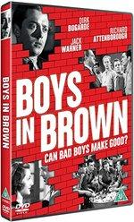Boys in Brown [Dvd]