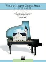 World's Greatest Gospel Songs: Intermediate Piano