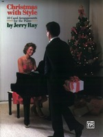 Christmas With Style: for Early Advanced to Advanced Piano