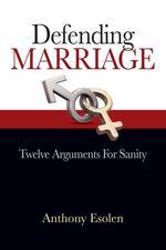 Defending Marriage