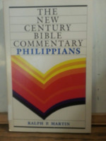 Philippians. The New Century Bible Commentary series.