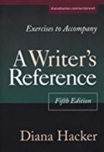 A Writer's Reference-NEW