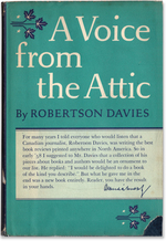 Voice From the Attic