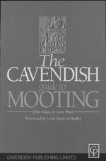 Cavendish Guide to Mooting
