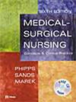 Medical-Surgical Nursing 6th Edition: Concepts and Clinical Practice