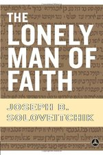 The Lonely Man of Faith