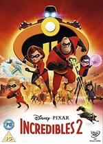 Incredibles 2 [Dvd] [2018]