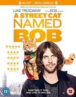 A Street Cat Named Bob [Blu-Ray] [2016] [Region Free]