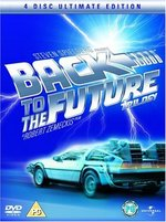 Back to the Future Trilogy [4 Disc Ultimate Edition] [Dvd]