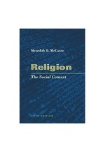 Religion: The Social Context