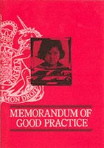Memorandum of Good Practice on Video Recorded Interviews with Child Witnesses for Criminal Proceedings