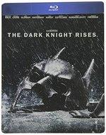 The Dark Knight Rises (Steelbook) [Blu-Ray] [2012]