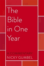 The Bible in One Year-a Commentary By Nicky Gumbel