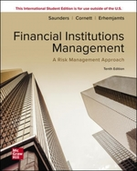 Ise Financial Institutions Management: a Risk Management Approach
