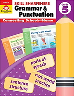 Grammar & Punctuation (Skill Sharpeners, Grade 5)
