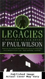 Legacies: a Repairman Jack Novel
