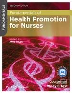 Fundamentals of Health Promotion for Nurses