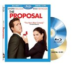 The Proposal [Deluxe Edition] [2 Discs] [Includes Digital Copy] [Blu-ray]