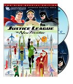 Justice League: The New Frontier [Special Edition] [2 Discs]