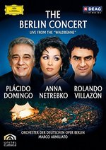 Placido Domingo: Berlin Concert - Live from Waldbuhne