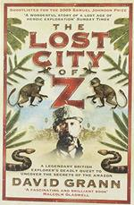 The Lost City of Z Pa